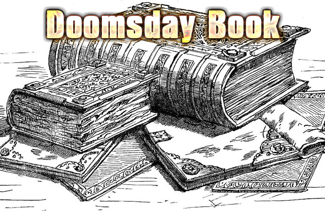 doomsday book fact or fiction To say nothing of the dog: or, how we found the bishop's bird stump at last is a 1997 comic science fiction novel by connie willis it takes place in the same universe of time-traveling historians she explored in her story fire watch and novels doomsday book (1992) and blackout/all clear (2010).