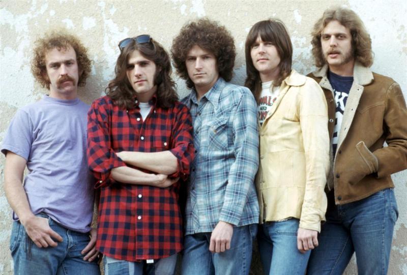 Eagles Tour  Band Members