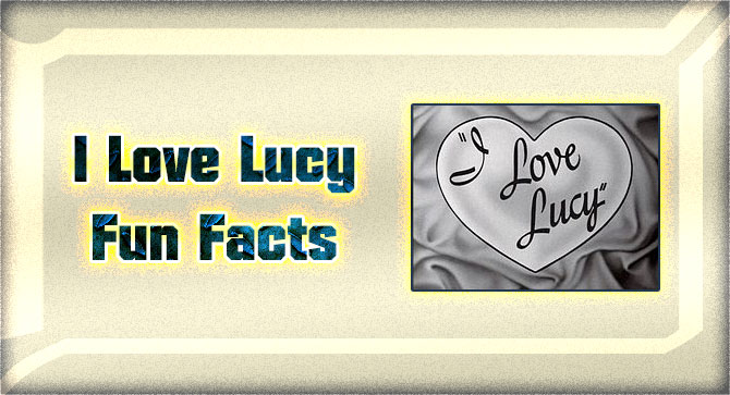 i love lucy fun facts mental itch