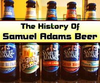 The History Of Samuel Adams Beer
