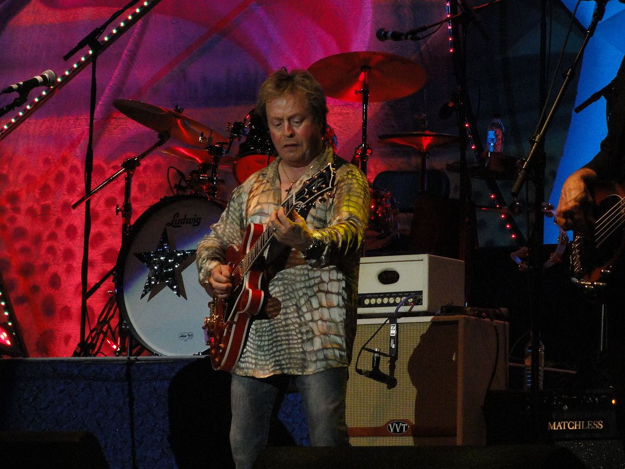 Photo of Introduction to Rick Derringer