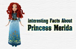 Interesting Facts About Princess Merida