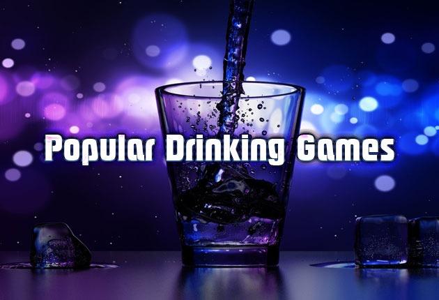 Popular Drinking Games