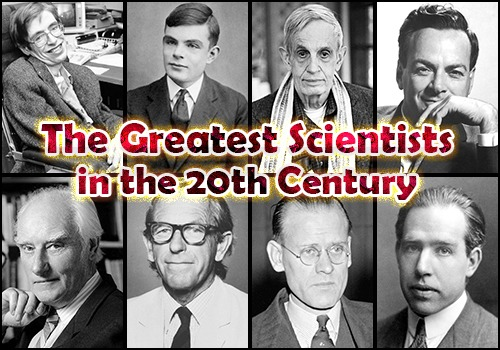 Photo of Greatest Scientists in the 20th Century