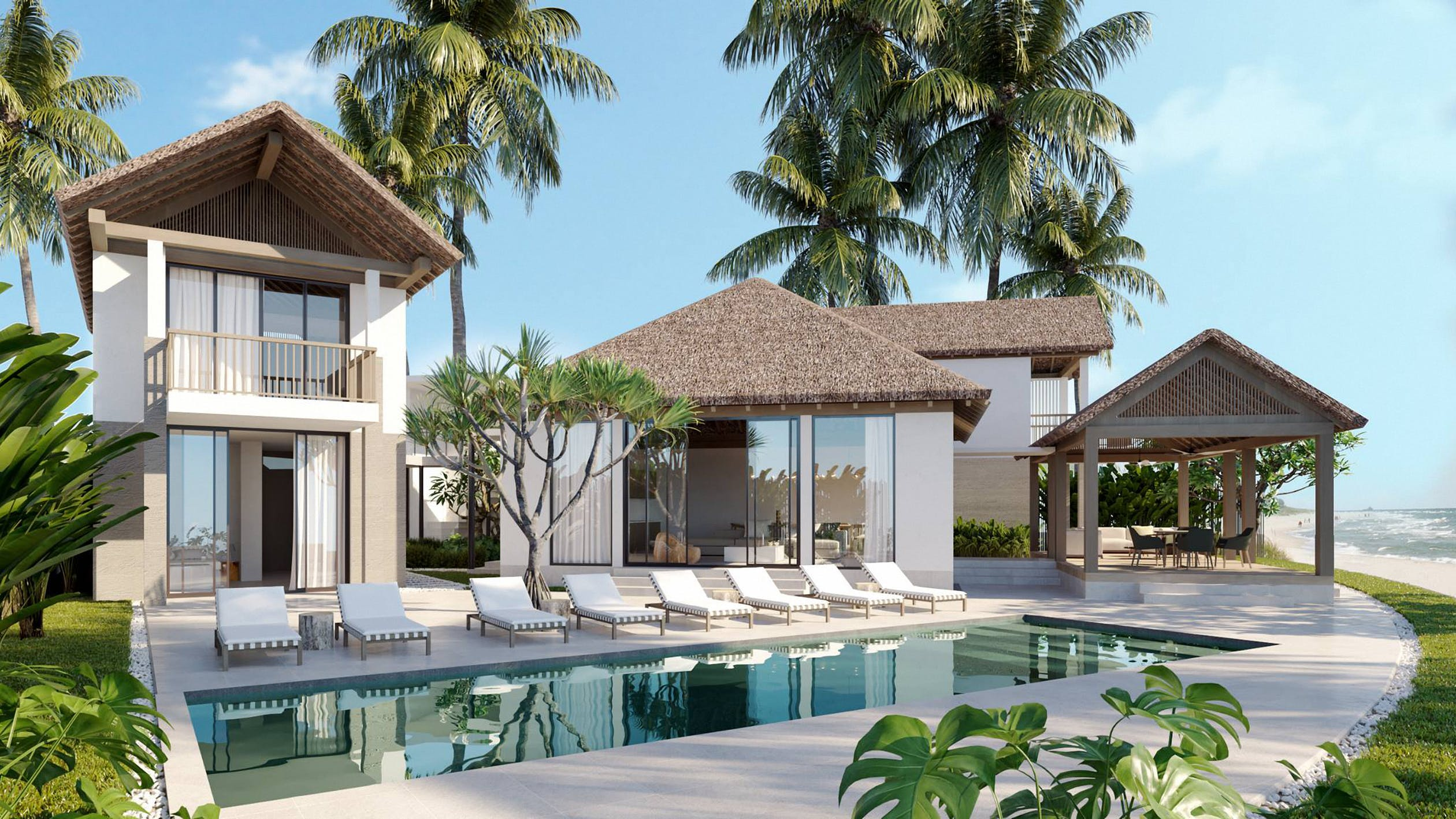 Photo of 5 Awesome Villas In Riviera Maya for Families